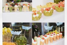 I nostri eventi. / Banqueting and catering.
