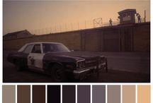 Cinema Palettes