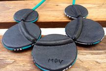 Polymer clay  -  Back! / Behind what you can see!!!