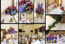 farnham Castle wedding flowers / Ideas for Farnham Castle wedding flowers. Farnham Castle wedding photos. Farnham Castle wedding flowers for the ceremony in the Lantern Hall, table centrepieces & wedding flowers displays for the Great Hall, general venue décor ideas and wedding flowers photos for Farnahm Castle. Featured wedding at Farnham Castle.