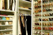 Projetos para experimentar closet