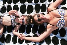 TREND: Mommy&Me Suits / Now your little sun-lovers can look just like mom! / by SwimSpot