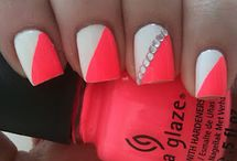 Nail ideas  / by Marissa Figueroa