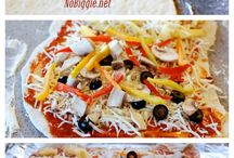 Grill cooking ideas
