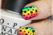 Nails / by Sabrina Miller