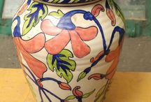 Vases and Flowers