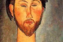 Kuvis - Modigliani