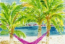 Lilly Pulitzer 5x5 Favorites / A collection of our Favorite Lilly Pulitzer 5x5 prints.