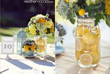 Centerpieces   Table Decor   Place Settings / by Ashley Alphin ( C & A Event Planning )