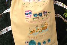 joli sac (( la famille   )) par Anettecreations sur AlM