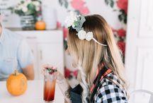 DIY Flower Crown / Blumenkranz