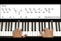 Piano Barney Style / by Rebecca Johnson