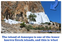 The Cyclades Islands - Greece / The beautiful Greek islands of the Cyclades. / by Around Greece