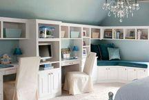 Jules Bedroom / by Sara Burns