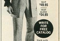 funny men's clothing / funny men's clothing in different years