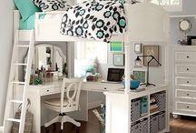 Love bunk/desk