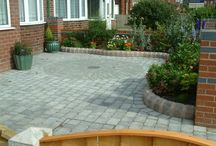 Driveways Liverpool / A Liverpool driveway company installing driveways throughout Liverpool and Merseyside.  http://www.abellandscapes.co.uk/liverpool-driveways
