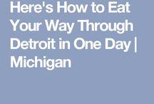 Restraunts in Detroit