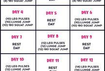 Latihan kebugaran dan sehat