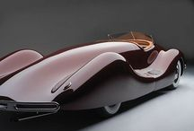 Automotive Design / Automobile and motorcycle design; from concept to completion. / by David Shenberger