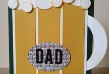 isänpäivä kortti