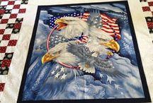 Quilts of Valor/Patriotic Quilts / Patriotic Quilts