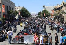 Hollister Rally 2016 / Hollister Motorcycle Rally 2016