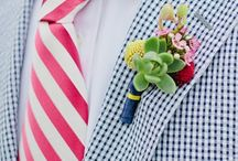 Preppy Wedding