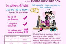 Enterrement de vie de célibataire avec Bordeaux Visite