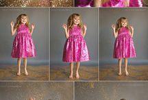 Glitter Photo session / Glitter photography, glitter mini session, tips for photographers. Ideas & tips.