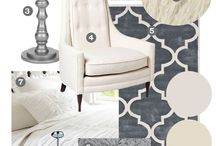 What's your MOOD board? / Mood board concepts. Color, decor, theme