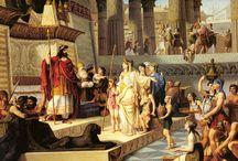 """The sigils and seals of king Solomon. / Cигилы и печати царя Cоломона. Царь Соломон прославился своей мудростью, ему покорялись звери, птицы и духи и существа из других миров/реальностей (ангелы и демоны). """"Печати царя Соломона» – это универсальные амулеты, которые могут быть использованы любым человеком, вне зависимости от его принадлежности к той или иной религии. Сила """"Печатей Соломона"""" издревле известна и признана не только иудейской, но и христианской и мусульманской традициями."""