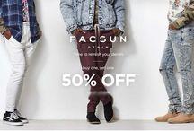 Pacsun Coupon Codes & Promo Codes