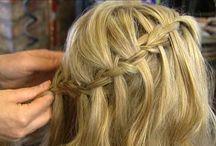 HAIR AND NAILS / by Rhonda Burlison