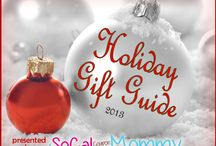 Holiday Gift Guide - 2013 / A Collection of products that would make amazing gifts for those on your Holiday Gift Guide! / by So Cal Coupon Mommy