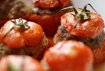 tomates farcies boeuf