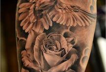 tattoo chest background