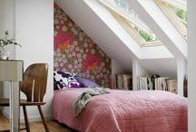 Attic / loft conversion / One day we'd like to convert our attics
