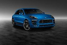Sport and Style - the Macan S by Porsche Exclusive