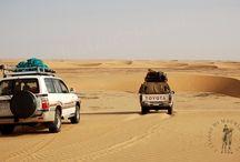 I deserti di Viaggi Levi / Da vent'anni I Viaggi di Maurizio Levi organizza spedizioni nei deserti più belli al mondo.
