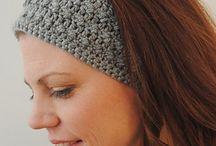 crochet hands,headbands&feet
