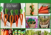 Easter  Ideas / by Yvonne Mcghee
