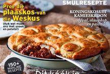 Kontrei Kos / Country Food / Local and traditional food from Namaqua Westcoast region