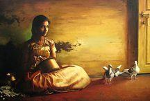 Paintings & Art... Creativity