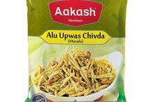 Aakash Namkeen Fasting Collection