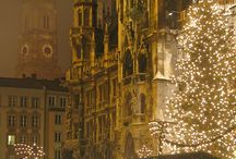 Central Europe Christmas Markets