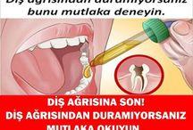 diş ağrısı için
