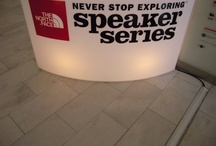 The North Face Speaker Series - November 5th 2012