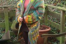 Knittingdesign by Jolanta-H.Ahlers / 100% Handarbeit. Weil Stricken, Meditation - Ruhe - Entspannung - Gelöstheit ist.....