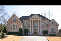 Luxury Homes / by Atlanta Real Estate